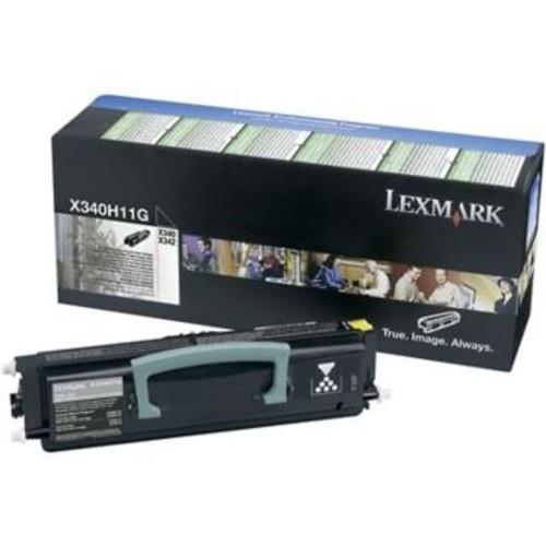 Original Lexmark X340H11G *RP High-Yield Toner Cartridge  Black