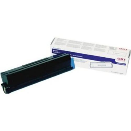 Original OKI 43502001 Laser Toner Cartridge for B4500/4600 Series  Black