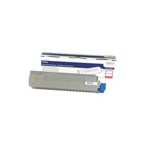 Original OKI 44059214 Magenta High-Yield Laser Toner Cartridge