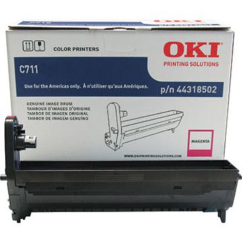 Original OKI 44318502 Laser Drum Cartridge  Magenta
