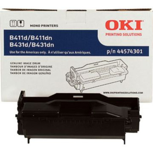 Original OKI 44574301 Laser Drum Cartridge  Black