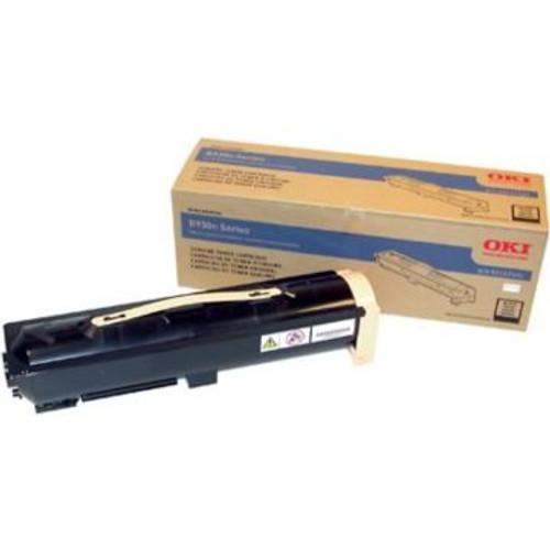 Original OKI 52117101 Toner Cartridge for Okidata B930 Series  Black