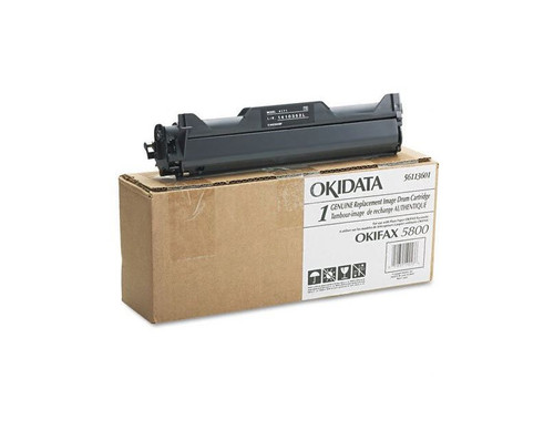 56113601   Original Okidata 5800 Drum Unit - Black