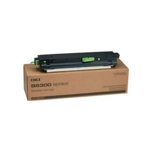 Original OKI B8300 Series 57100101 Black Developer Cartridge