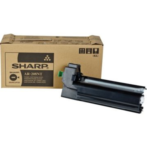 Original Sharp AR208NT Black Laser Toner Cartridge