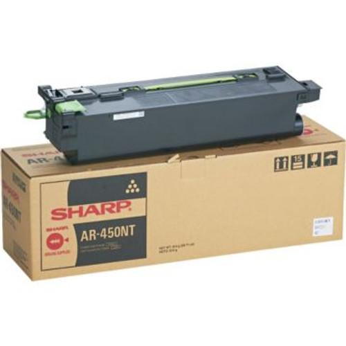 Original Sharp Black Toner Cartridge  AR450NT, High Yield