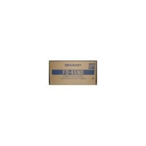 Original Sharp FO45ND Toner Cartridge f/FO4500, 5500, 5600, 6500, 6550, 6600