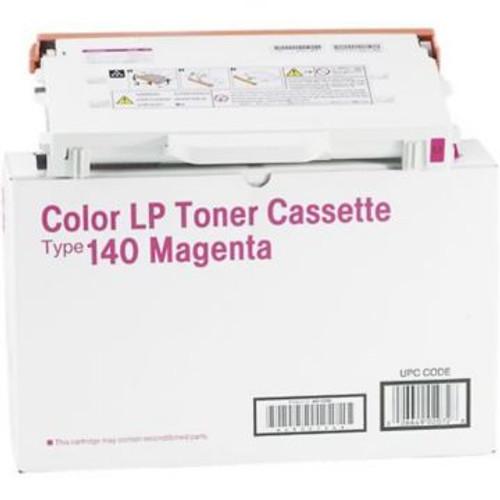 Original Ricoh LP Toner Cartridge Type 140 for CL1000N  Magenta