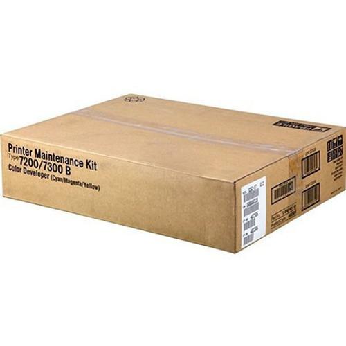 Original Ricoh 402306 Type 7200/7300 B Maintenance Kit Cyan Magenta Yellow