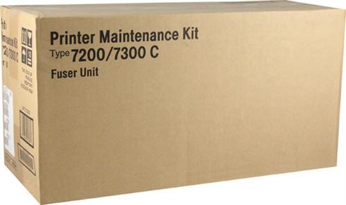 Original Ricoh Type 7200/7300 C Fuser Unit Kit