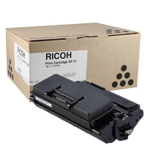 Original Ricoh Black Toner Cartridge  402877, High Yield