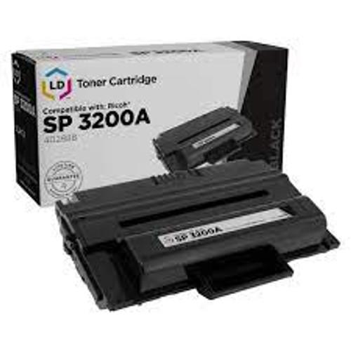 Original Ricoh SP3200A Laser Toner Cartridge for Aficio SP 3200SF  Black
