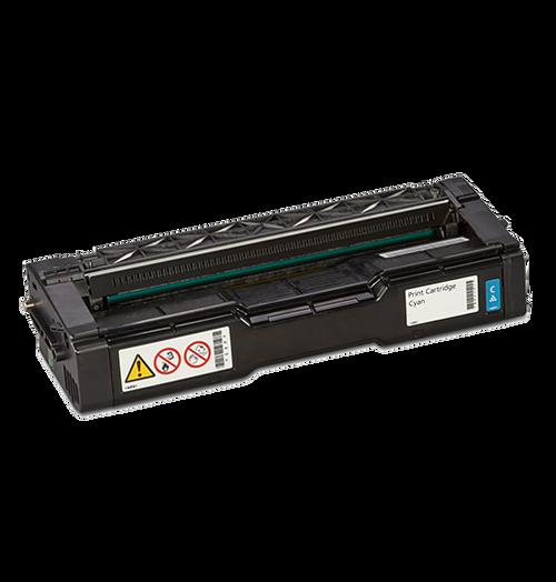 406047 | Original Ricoh Laser Toner Cartridge - Cyan