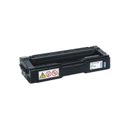 Original Ricoh 406345 Cyan Toner Cartridge