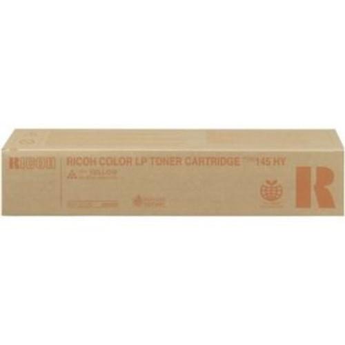 Original Ricoh 888309 Type 145 Yellow High Yield Color Toner Cartridge