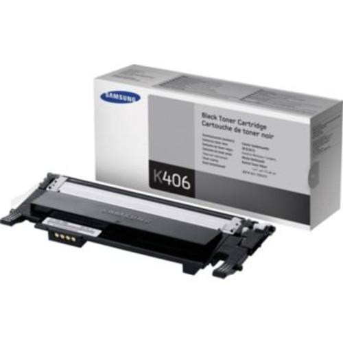 Original Samsung CLT-K406S Black Laser Toner Cartridge