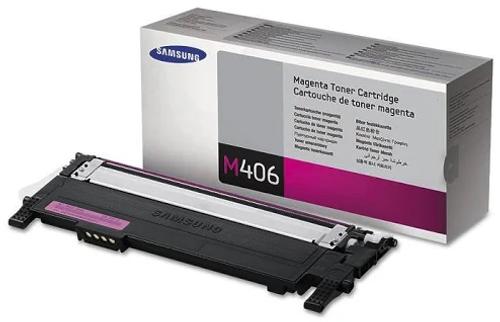 Original Samsung CLP-365W Magenta Toner