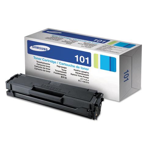Original Samsung MLT-D101S Black High-Yield Toner Cartridge