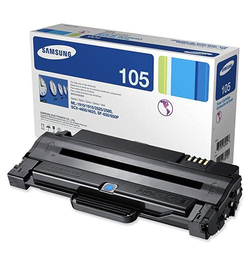 Original Samsung Black MLT-D105S SF-650/650P Toner Cartridge
