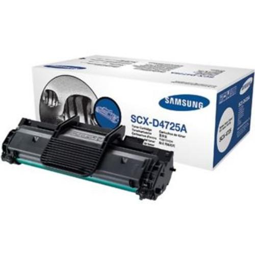 Original Samsung SCX-D4725A Toner Cartridge  Black