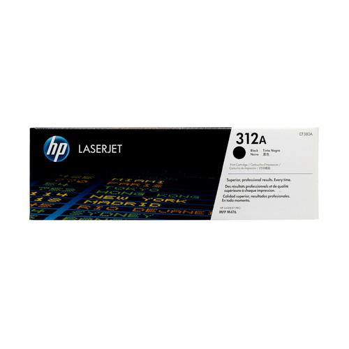 CF380A | HP 312A | Original HP LaserJet Toner Cartridge - Black