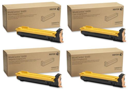 WorkCentre 6400DR | 108R00774 108R00775 108R00776 108R00777 | Original Xerox Drum Unit Set – Black, Color