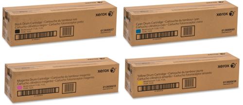 WorkCentre 7120DR | 013R00657 013R00658 013R00659 013R00660 | Original Xerox Drum Unit Set – Black, Color
