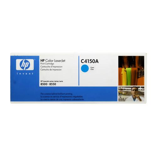 Orginal HP C4150A Cyan Color LaserJet 8500 Toner Cartridge