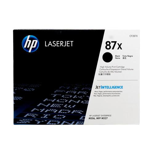 CF287X | HP 87X | Original HP High-Yield LaserJet Toner Cartridge - Black