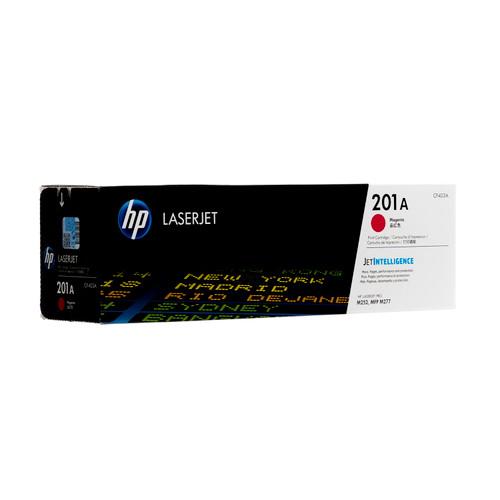 Original HP 201A Magenta CF403A LaserJet Toner Cartridge