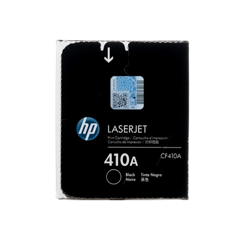 Original HP 410A Black CF410A LaserJet Toner Cartridge