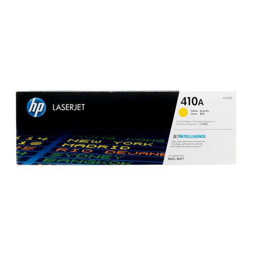 Original HP 410A Yellow CF412A LaserJet Toner Cartridge
