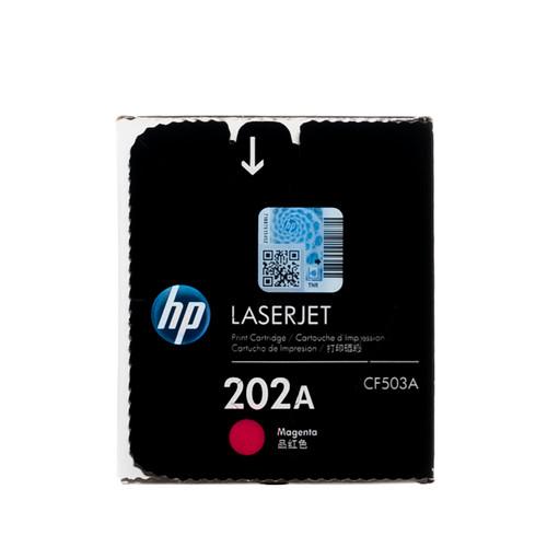 Original HP 202A Magenta CF503A Toner Cartridge