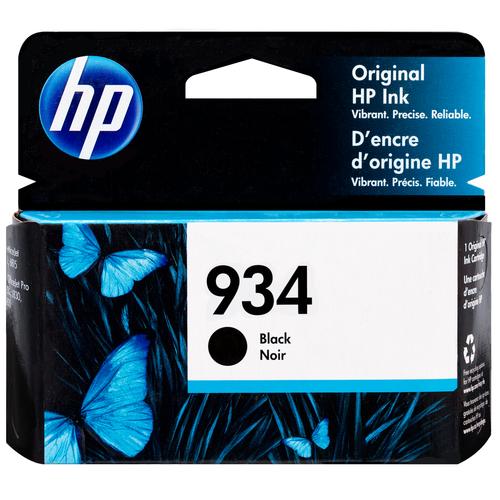 Original HP 934 C2P19AN#140 Black Ink Cartridge