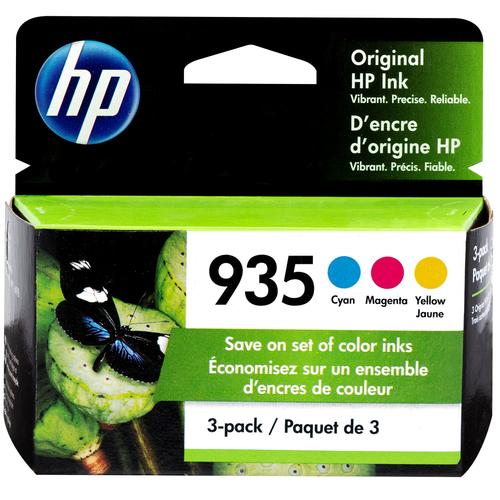 N9H65FN | HP 935 | Original HP Ink Cartridge - Tri-Color