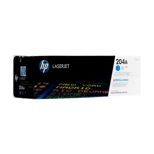 CF511A | HP 204A | Original HP LaserJet Toner Cartridge - Cyan