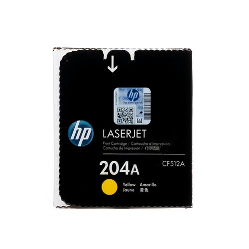 CF512A | HP 204A | Original HP LaserJet Toner Cartridge - Yellow
