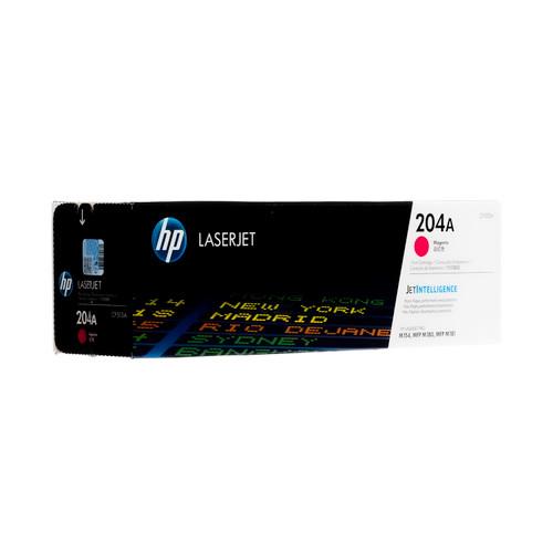Original HP 204A Magenta CF513A LaserJet Toner Cartridge