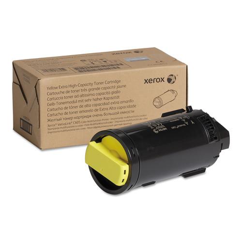 106R04012 | Original Xerox Extra High-Yield Toner Cartridge - Yellow