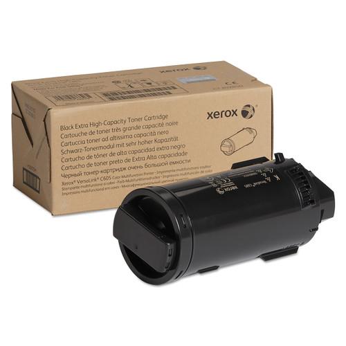 106R04013 | Original Xerox Extra High-Yield Toner Cartridge - Black