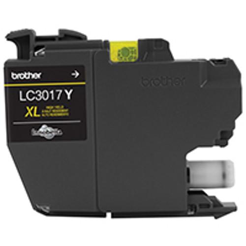 LC-3017 | Original Brother High-Yield Ink Cartridge – Yellow