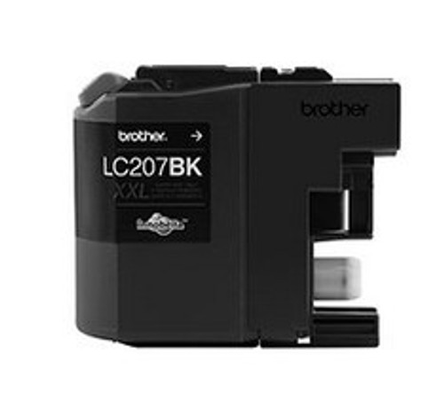 Original Brother LC207BK LC-207BK Ink Cartridge
