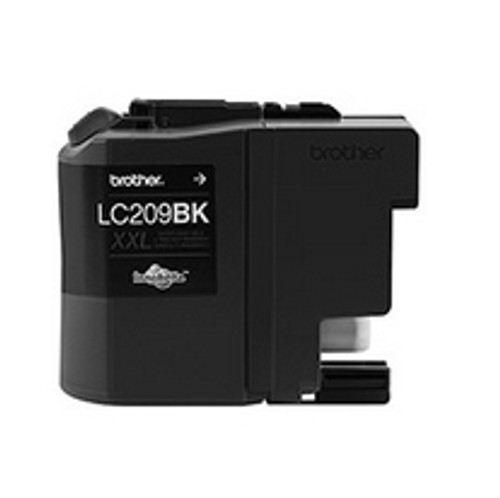 Original Brother LC209BK LC-209BK Ink Cartridge