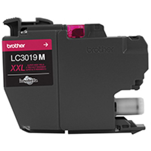 Original Brother LC3019M LC-3019M 1500pages Magenta ink cartridge