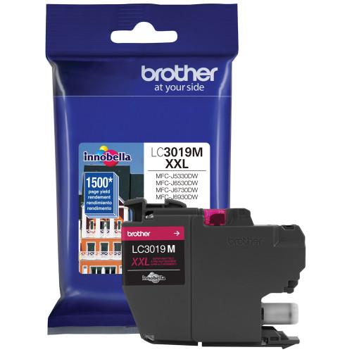 LC-3019 | Original Brother Ink Cartridge – Magenta