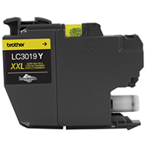 Original Brother LC3019Y LC-3019Y 1500pages Yellow ink cartridge
