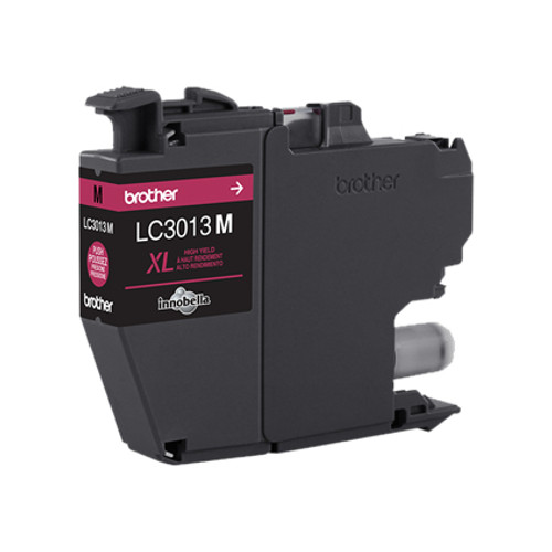 Original Brother LC3013M ink cartridge Original Magenta 1 pcs