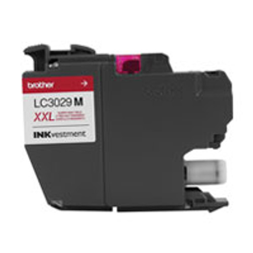 Original Brother LC3029M 1500pages Magenta ink cartridge