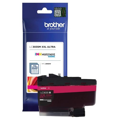Original Brother LC3035M Ultra High Yield Magenta Ink Cartridge