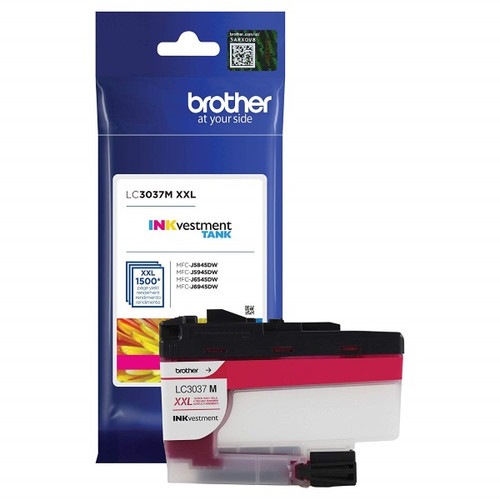 Original Brother LC3037M Super High Yield Magenta Ink Cartridge